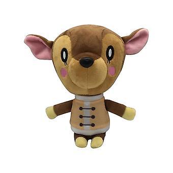 20 Cm Animal Crossing Animal Group Poupée en peluche