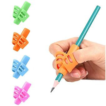 4 יחידות ידיות עיפרון לאימון כתיבה