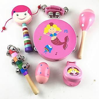 Mermaid Design Musical Instruments Toy