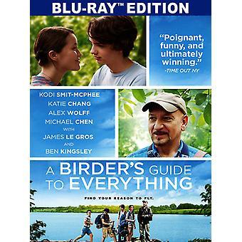 Vogelbeobachter Leitfaden für alles [Blu-Ray] USA import
