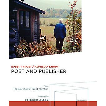 Poet & Publisher [Blu-ray] USA import