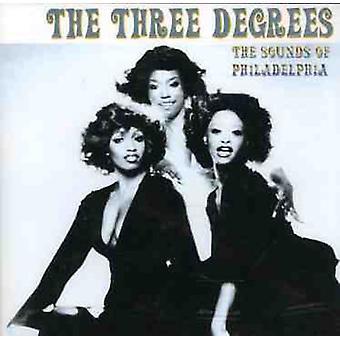 Three Degress - Sounds of Philadelphia [CD] USA import