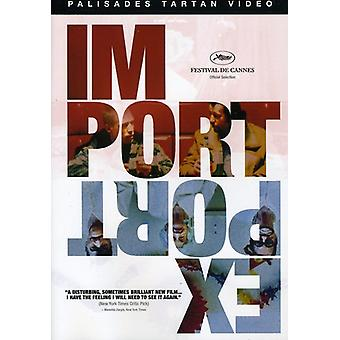 Import Export [DVD] USA import