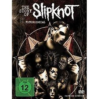Slipknot - Psychosocial - the Story of [DVD] USA import