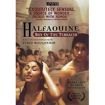Halfaouine-Boy of the Terraces [DVD] USA import
