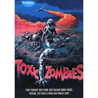 Toxic Zombies [DVD] USA import