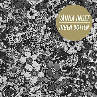 Vanna Inget - Ingen Botten [CD] USA import