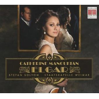 E. Elgar - Elgar [CD] USA import