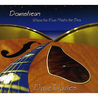 Dave Davies - Downstream Where the River Meets the Sea [CD] USA import