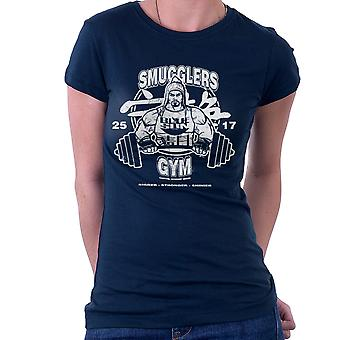 Jayne Smugglers Gym Serenity Firefly Women's T-Shirt