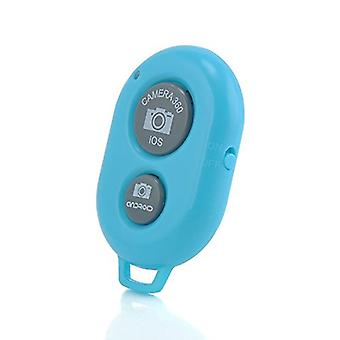 (Wireless Remote Shutter Blue) Universal Wireless Camera Shutter Remote Control For Alcatel Flash (2017)