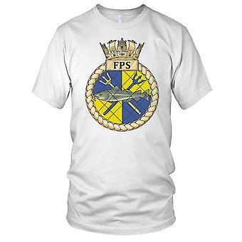 Royal Navy Fishery Protection Kids T Shirt