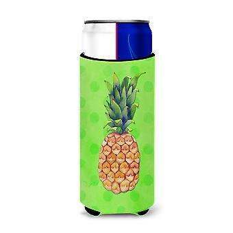 Ananas Green Polkadot Michelob Ultra Hugger dla slim puszek