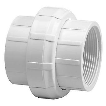 """Lasco 458-020 2"""" FPT Sch40 O-Ring Type Threaded Union"""