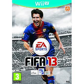 FIFA 13 (Nintendo Wii U) - New