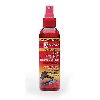 Fantasia Polisher Heat Protector Straightening Spray 6oz