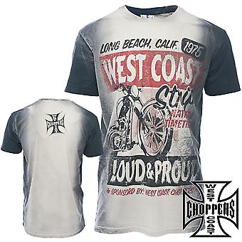 West Coast choppers T-Shirt-the Strip