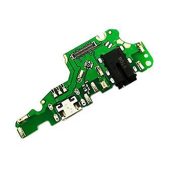 Huawei 社の仲間のため 10 ライト充電ソケット マイクロ USB ドック新しいボード パーツ