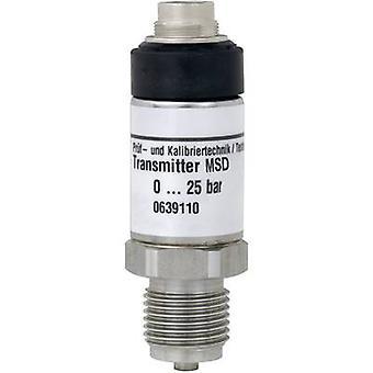 Greisinger 603311 MSD 4 BAE Stainless steel pressure sensor MSD 4 BAE 1 pc(s)