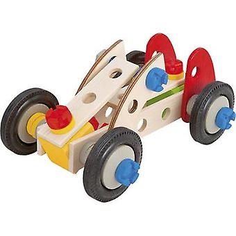 Heros Racing car Constructor No. of parts: 50 No. of models: 3 Age category: 3 years and over