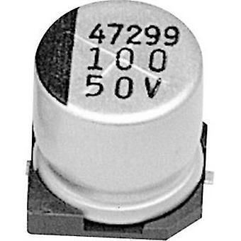 SAMWHA CK1V475M04005VR elektrolityczne kondensatory SMD 4,7 µF 35 V 20% (Ø x H) 4 x 5 mm 1 szt.