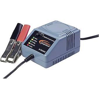 H-Tronic AL600plus, 2-12 v lood-zuur batterijlader, 600mAh
