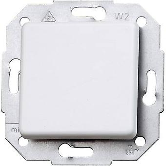 Kopp Insert Toggle switch Europa Arctic white, Matt 613613082