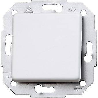 Interruptor de alavanca de inserir Kopp Europa Ártico branco, Matt 613613082