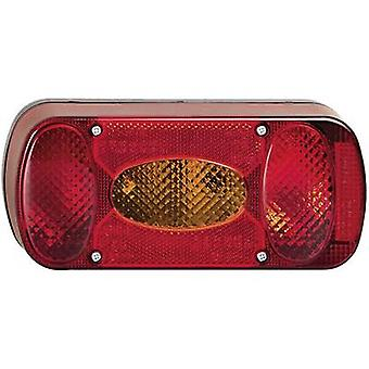 Fristom Bulb Bike rack tail light Reversing lamps, Tail light, Number plate light, Turn signal, Brake light, Rear fog lamp rear, left 12 V, 24 V