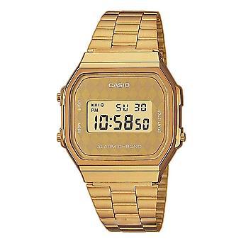 カシオ レトロ レディース時計 A168WG 9BWEF