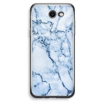Samsung Galaxy J3 Prime (2017) przezroczysty (Soft) - Blue marble