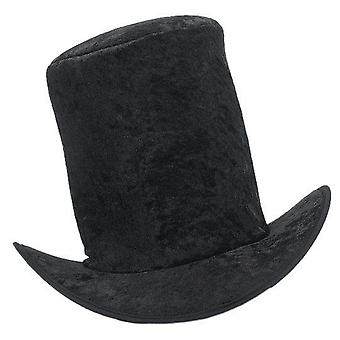 Bnov Top Hat Black Velvet