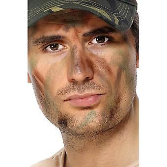 De Smiffy leger make-up