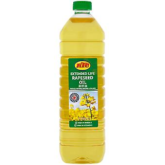 KTC Rapeseed Vegetable Oil