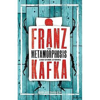 التحول وقصص أخرى من فرانز كافكا-كريستوفر مونك
