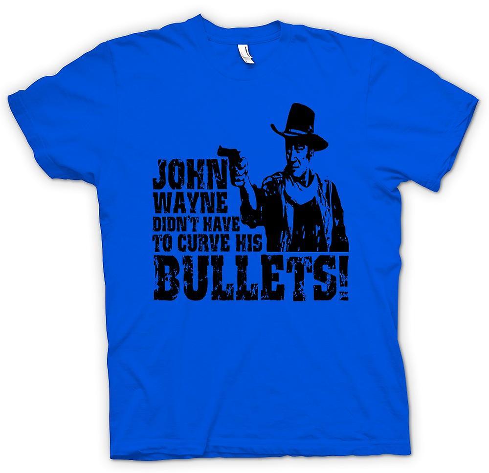 Mens t skjorte John Wayne buet Cowboy | Fruugo NO