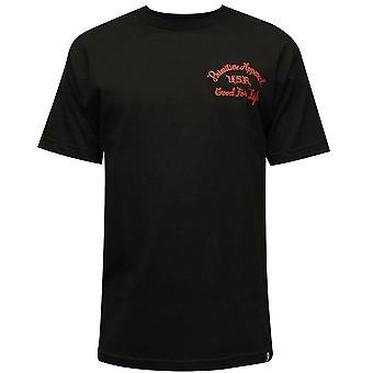 Primitive Apparel Mayhem T-Shirt Black