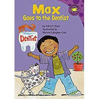 Max menee hammaslääkärille (Lue-It! lukijat: elämän Max)