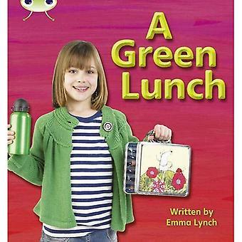 Phonics Bug: Een groene Lunch fase 3 (N-F)