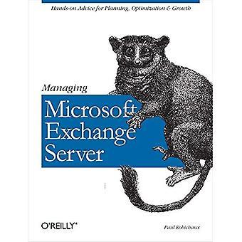 Verwalten von Microsoft Exchange Server