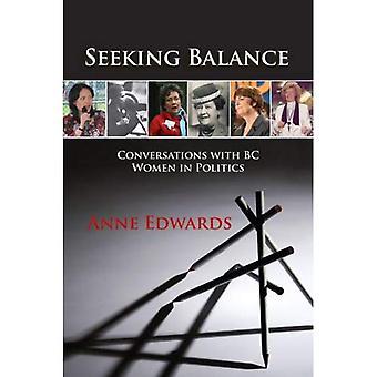 Seeking Balance: Conversations with BC Women in Politics