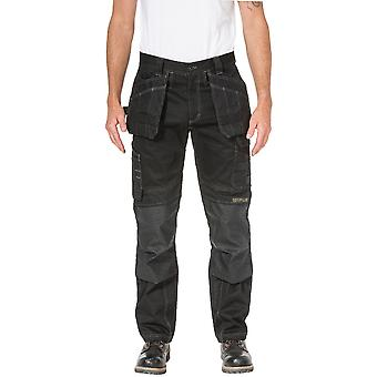 Caterpillar Mens Floor Layer Flex Durable Work Trousers