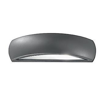 Ideal Lux - Giove antracit vägg ljus IDL092188