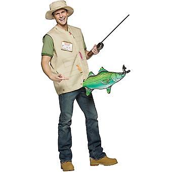 Fisherman Adult Costume