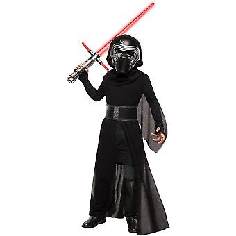 Kylo Ren Deluxe barn kostume fra Star Wars
