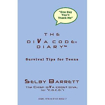 The Diva Code Diary by Barrett & Selby