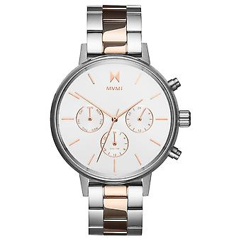 MVMT Nova Stella Women's Watch Wristwatch stainless steel FC01-S