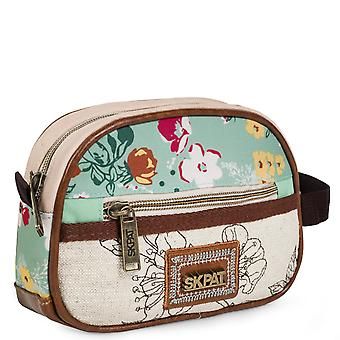 Reisekoffer, Leinwand-Toilettenartikeltasche aus der Moose-Kollektion der Marke Skpat 301627