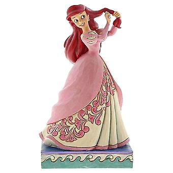 Disney Traditions Ariel Princess Passion ' Curious Collector ' Figurine