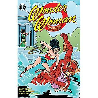 Wonder Woman Forgotten Legends by Kurt Busiek - 9781401277956 Book